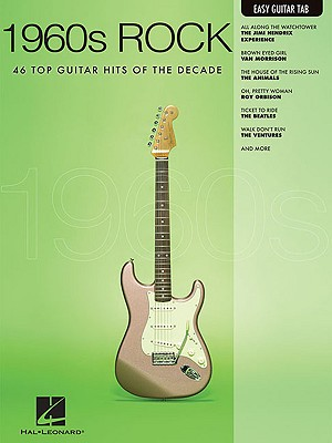 1960s Rock By Hal Leonard Publishing Corporation (COR)