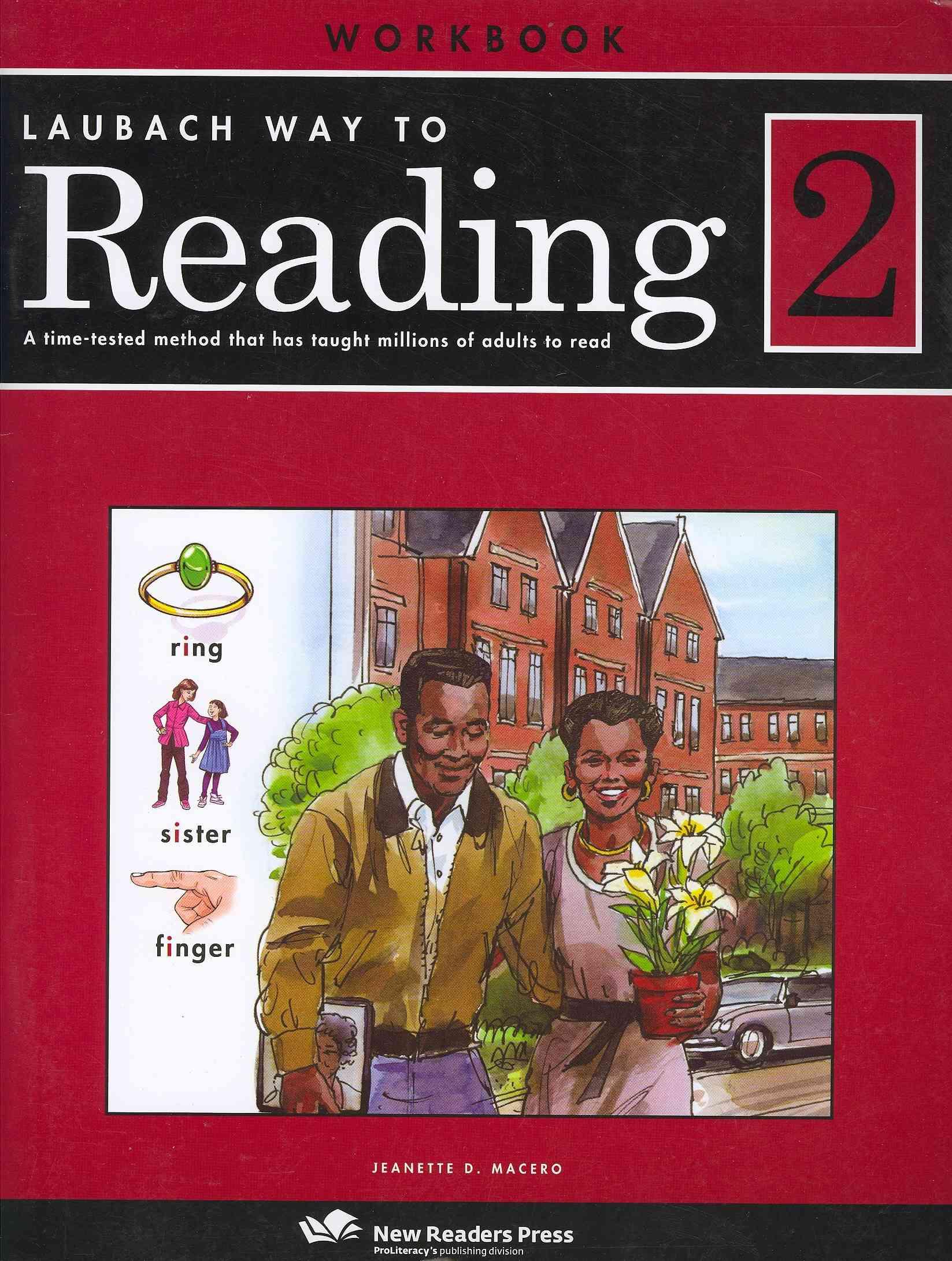 Laubach Way to Reading, Book 2 By Kirk, Elizabeth Mooney